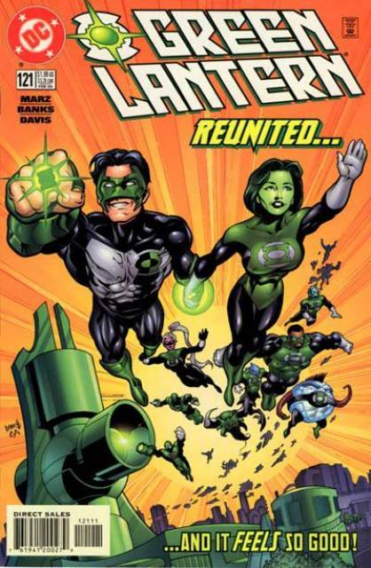 Green Lantern (1990) no. 121 - Used