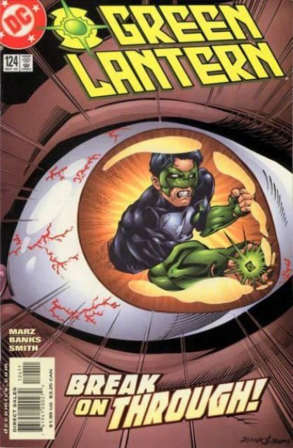 Green Lantern (1990) no. 124 - Used