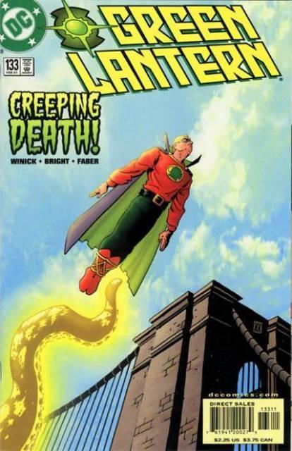 Green Lantern (1990) no. 133 - Used