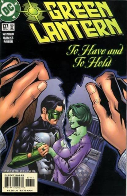 Green Lantern (1990) no. 137 - Used