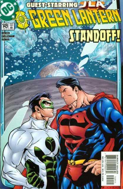 Green Lantern (1990) no. 149 - Used