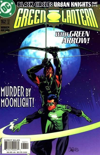 Green Lantern (1990) no. 162 - Used