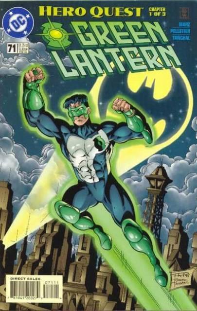 Green Lantern (1990) no. 71 - Used
