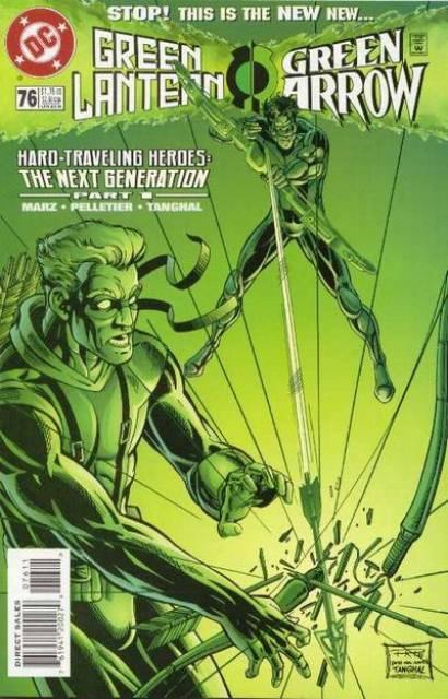 Green Lantern (1990) no. 76 - Used