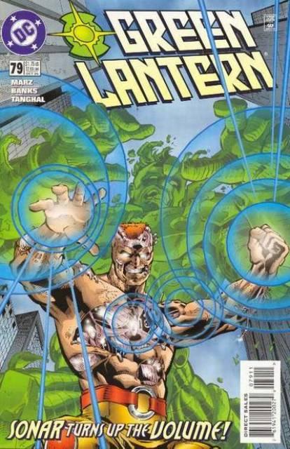Green Lantern (1990) no. 79 - Used