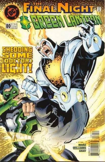 Green Lantern (1990) no. 80 - Used