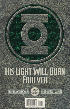 Green Lantern (1990) no. 81 - Used