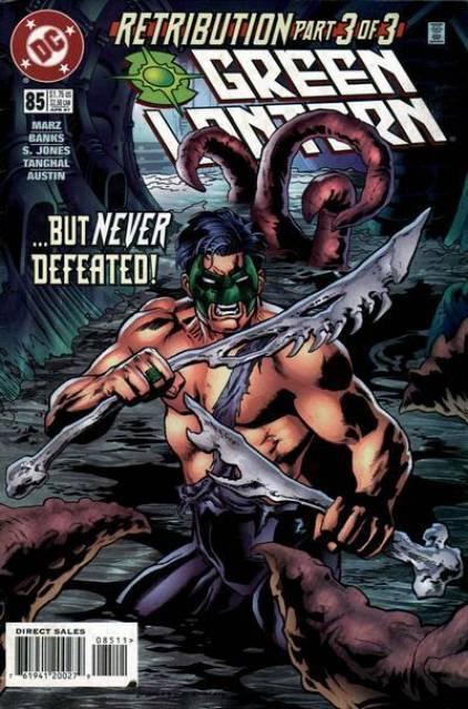 Green Lantern (1990) no. 85 - Used