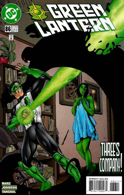 Green Lantern (1990) no. 86 - Used