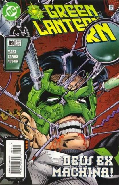 Green Lantern (1990) no. 89 - Used