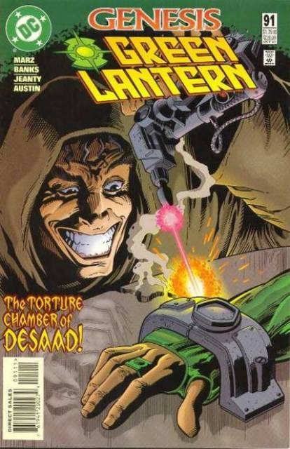 Green Lantern (1990) no. 91 - Used