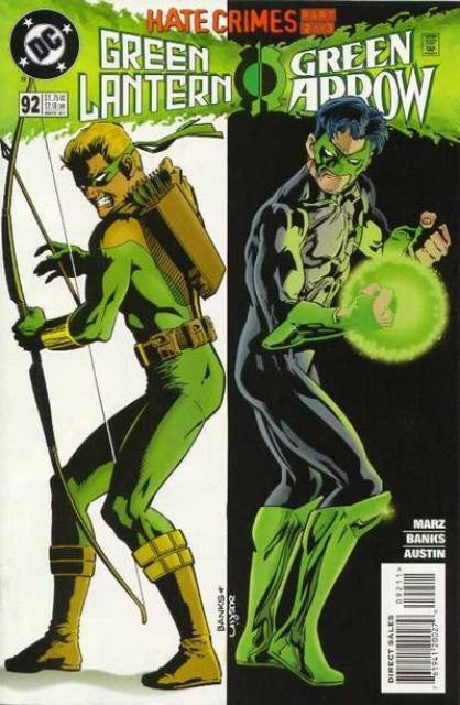 Green Lantern (1990) no. 92 - Used