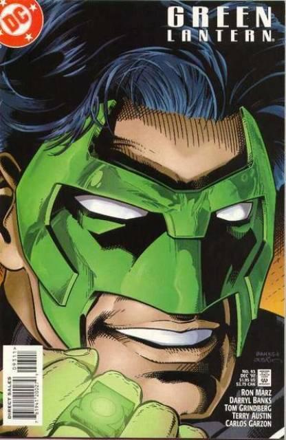 Green Lantern (1990) no. 93 - Used