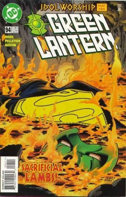 Green Lantern (1990) no. 94 - Used