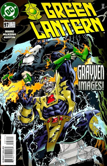 Green Lantern (1990) no. 97 - Used