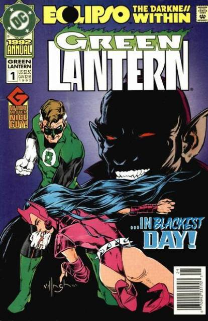 Green Lantern (1990) Annual no. 1 - Used