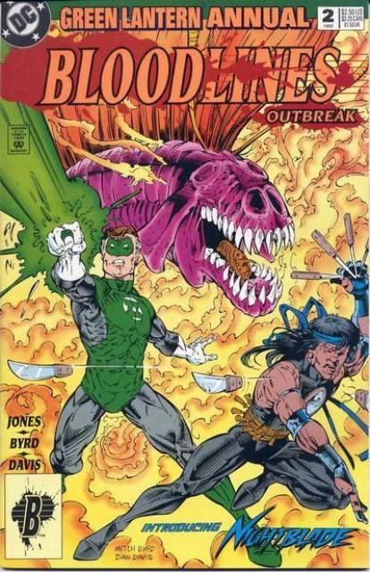 Green Lantern (1990) Annual no. 2 - Used