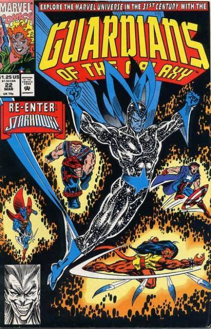 Guardians of the Galaxy (1990) no. 22 - Used