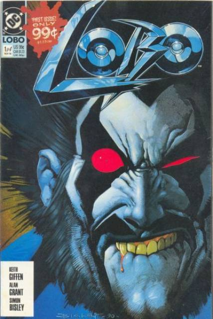 Lobo (1990) Complete Bundle - Used