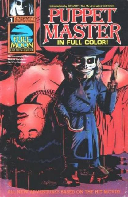 Puppet Master (1990) Complete Bundle - Used