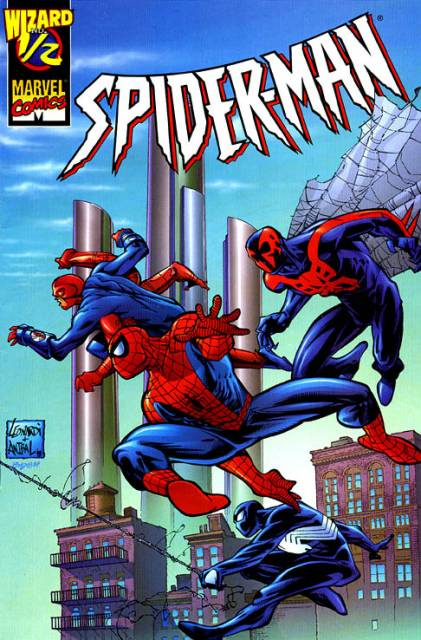 Spider-Man (1990) no. 0.5 - Used