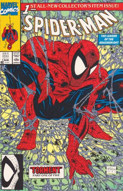 Spider-Man (1990) no. 1 - Used