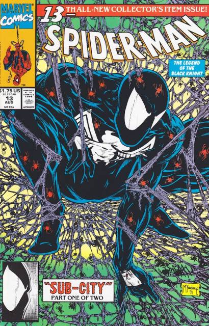 Spider-Man (1990) no. 13 - Used