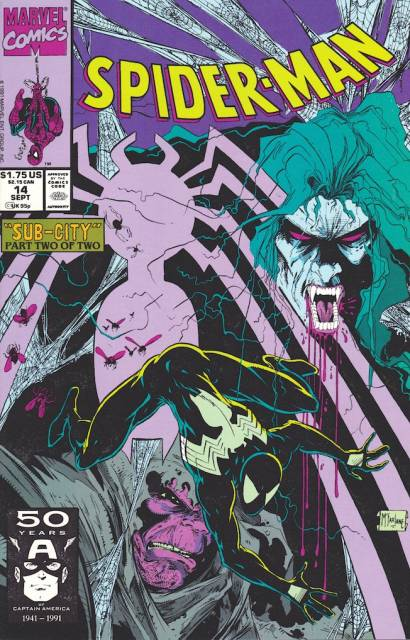 Spider-Man (1990) no. 14 - Used