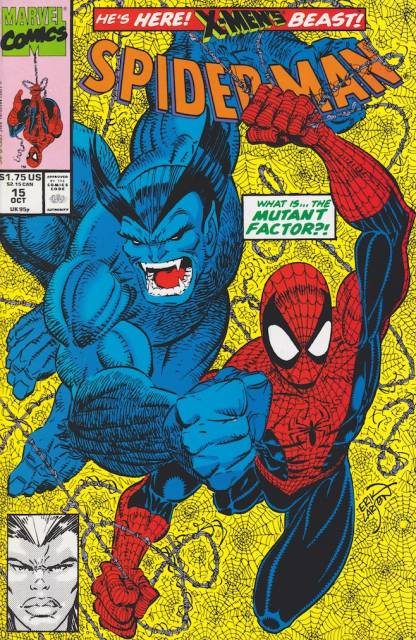 Spider-Man (1990) no. 15 - Used