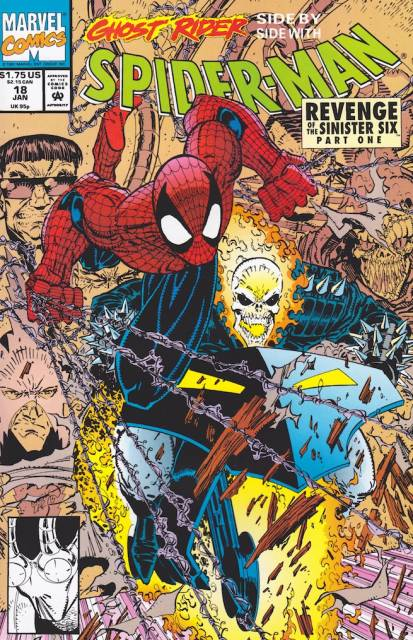 Spider-Man (1990) no. 18 - Used