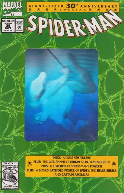 Spider-Man (1990) no. 26 - Used