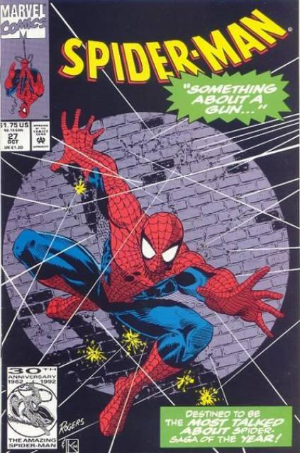Spider-Man (1990) no. 27 - Used