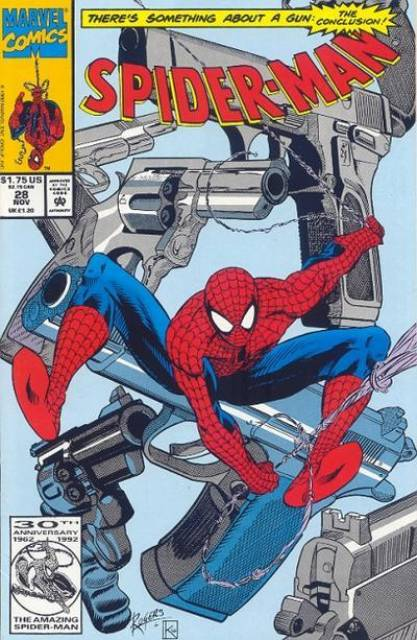 Spider-Man (1990) no. 28 - Used