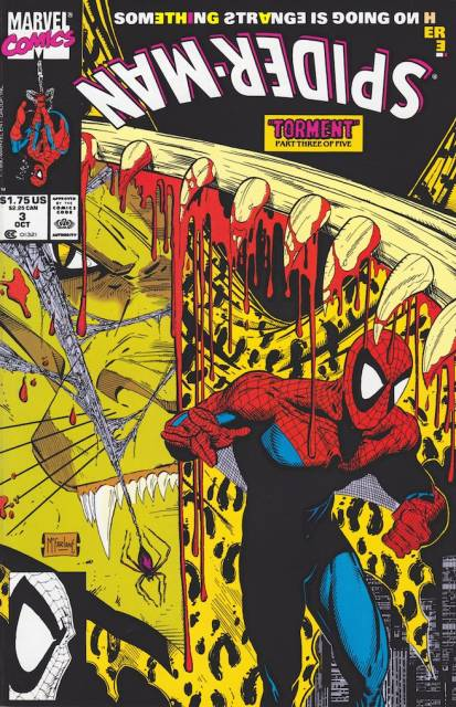 Spider-Man (1990) no. 3 - Used