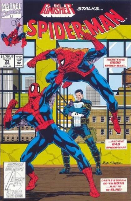 Spider-Man (1990) no. 33 - Used