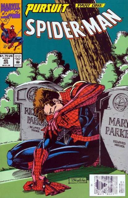 Spider-Man (1990) no. 45 - Used