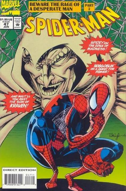 Spider-Man (1990) no. 47 - Used