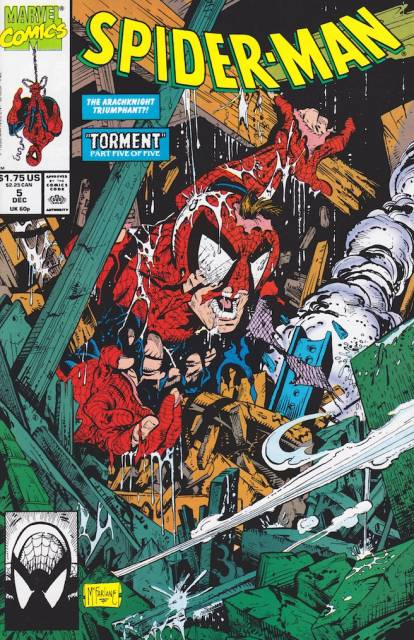 Spider-Man (1990) no. 5 - Used