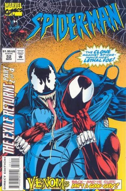 Spider-Man (1990) no. 52 - Used
