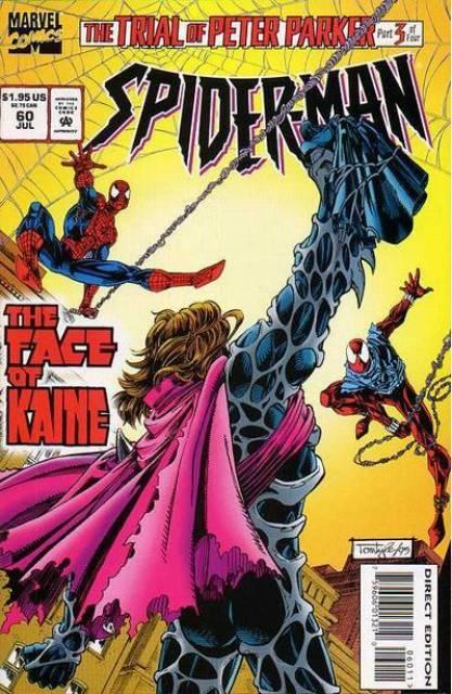 Spider-Man (1990) no. 60 - Used