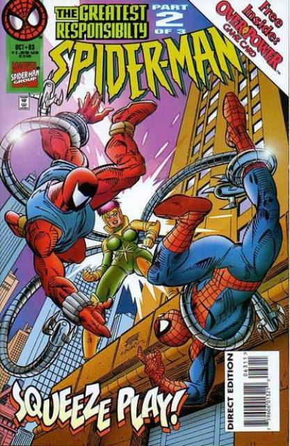 Spider-Man (1990) no. 63 - Used
