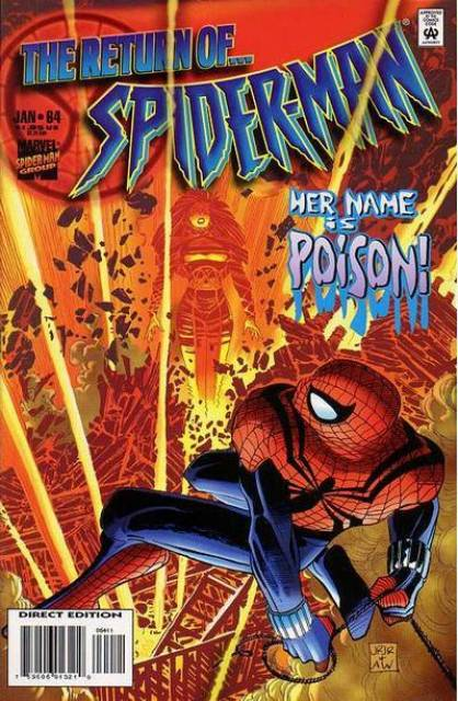 Spider-Man (1990) no. 64 - Used