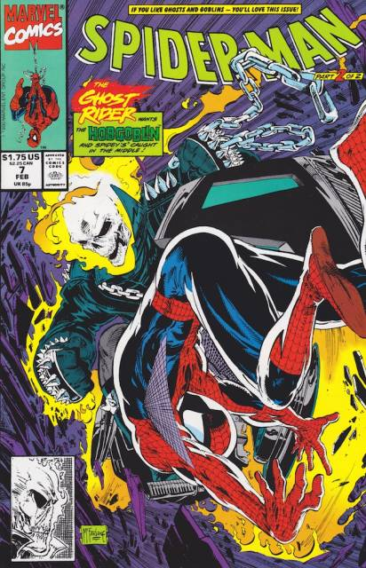 Spider-Man (1990) no. 7 - Used