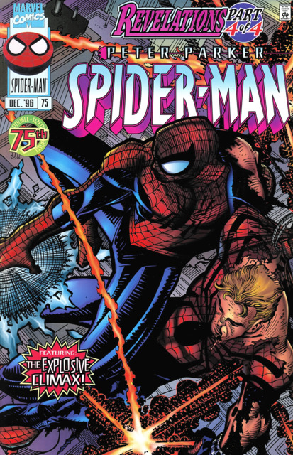 Spider-Man (1990) no. 75 - Used