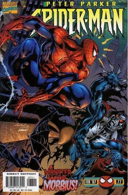 Spider-Man (1990) no. 77 - Used