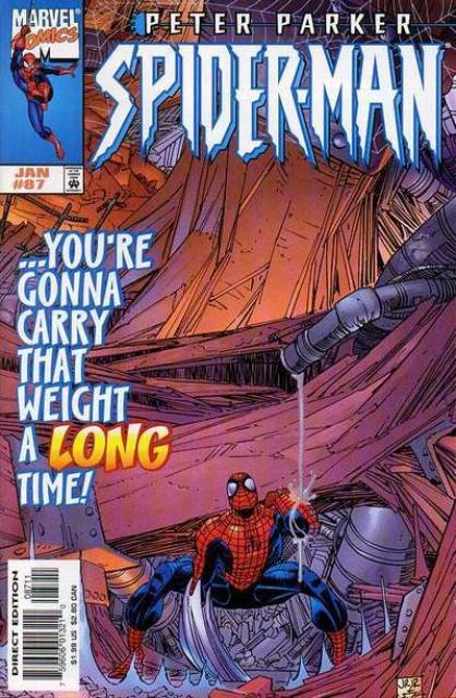 Spider-Man (1990) no. 87 - Used