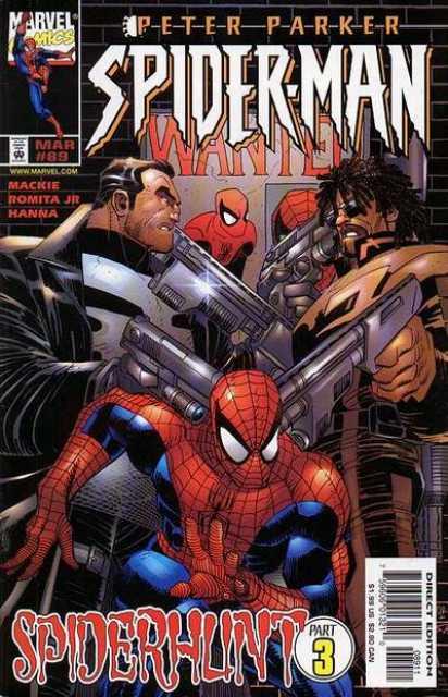 Spider-Man (1990) no. 89 - Used