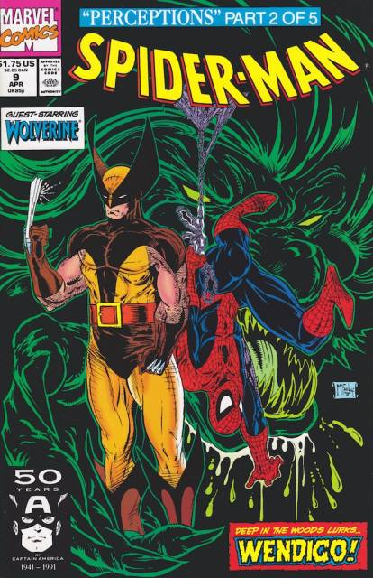Spider-Man (1990) no. 9 - Used
