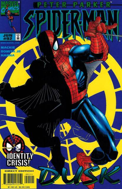 Spider-Man (1990) no. 92 - Used