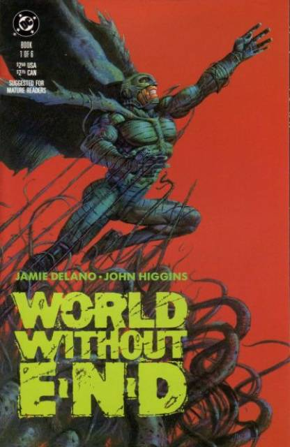 World Without End (1990) Complete Bundle - Used
